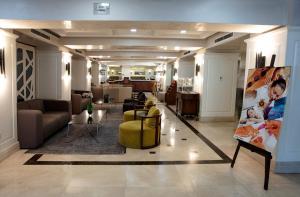 Hall o reception di Dosso Dossi Hotels Old City