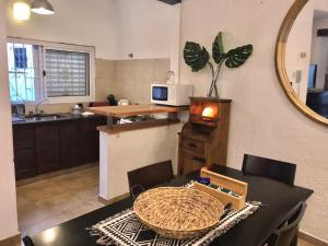 A kitchen or kitchenette at Córdoba Rent Apart