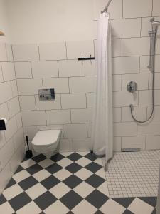 Łazienka w obiekcie Biała Wstążka