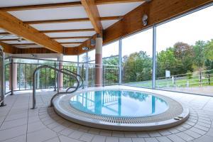 Basen w obiekcie Interferie Aquapark Sport Hotel lub w pobliżu