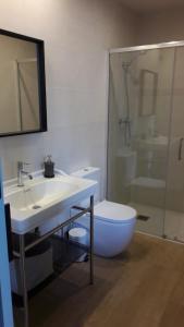 Un baño de Casa Boixader