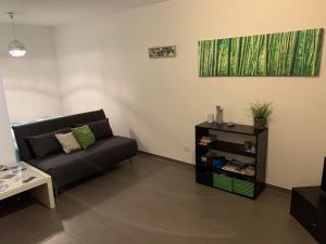 Ein Sitzbereich in der Unterkunft C&C Studio