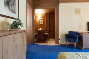 Area soggiorno di Miramonti Park Hotel