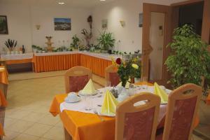 Ristorante o altro punto ristoro di Garni Hotel Villa Tamara