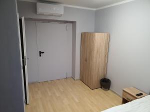 Łóżko lub łóżka w pokoju w obiekcie Hostel Camera