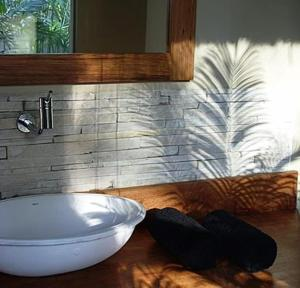 A bathroom at Kani Boutique Resort