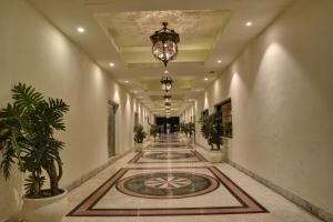 The lobby or reception area at Pearl Continental Hotel, Lahore