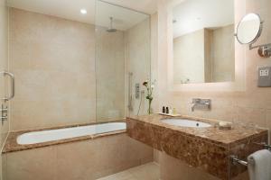 A bathroom at The Grand, York
