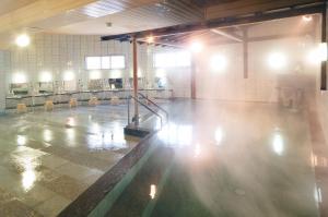The swimming pool at or near Dogo-no-Yado Katsuragi