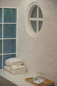 Ванная комната в Samui Natien Resort