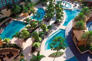 A view of the pool at Sheraton Grand Macao or nearby