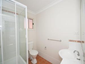 A bathroom at Coastal Cottage