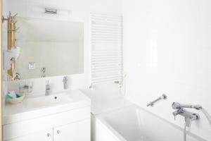 Łazienka w obiekcie Hotel & Spa Dwór Droblin