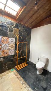 Een badkamer bij Deepsky Villa