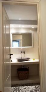 Ein Badezimmer in der Unterkunft Sea View Apartments & Studios