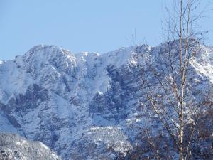 L'établissement Le Bacchu Ber en hiver