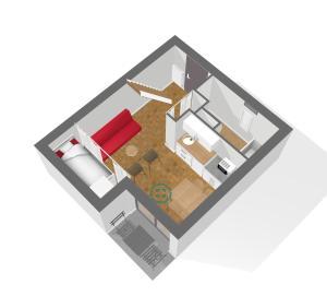 Plan de l'établissement Val des thermes - Hyper-centre AX