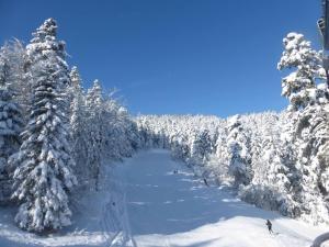 L'établissement Val des thermes - Hyper-centre AX en hiver