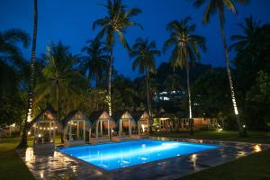 The swimming pool at or near The Forty Eight Resort Candidasa