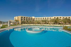 The swimming pool at or near Iberostar Averroes