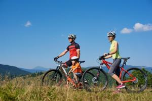 Cycling at or in the surroundings of Hotel Vrata Krke