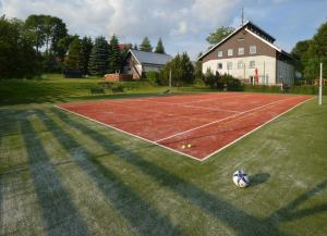 Tennis and/or squash facilities at Penzion Kovářská or nearby