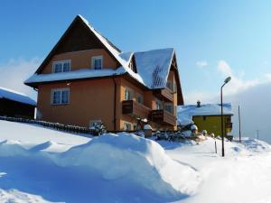 Penzión Soňa v zime
