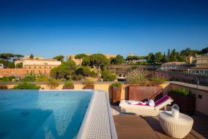 A view of the pool at Villa Agrippina Gran Meliá – The Leading Hotels of the World or nearby