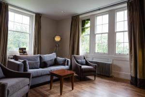 A seating area at Hotel Du Vin & Bistro Tunbridge Wells