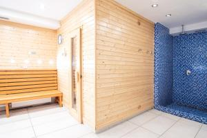 Spa and/or other wellness facilities at Wellness & Relax Penzion Avionika
