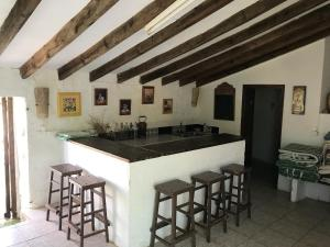 Una cocina o zona de cocina en Chalet with 8 bedrooms in Abanilla with wonderful mountain view private pool furnished terrace