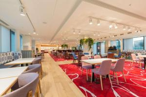 A restaurant or other place to eat at Radisson Blu Hotel Amsterdam Airport, Schiphol