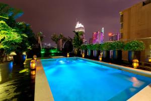 The swimming pool at or near Roseland Sweet Hotel & Spa