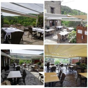 Restaurant o un lloc per menjar a Hostal El Forn