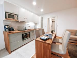 A kitchen or kitchenette at Residence Masna