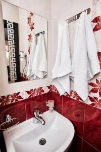 Ванная комната в Жемчужина Заречья