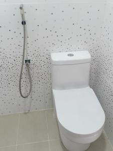 A bathroom at Tebing Guest House