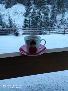 Pensiunea Izabel iarna
