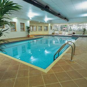The swimming pool at or near Stourport Manor Hotel, Sure Hotel Collection by Best Western