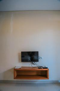 A television and/or entertainment center at Alia Home