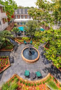 A view of the pool at Best Western Plus French Quarter Courtyard Hotel or nearby