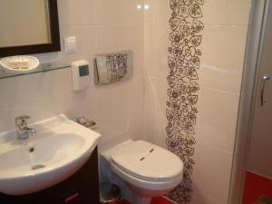 Un baño de Coroana Brasovului