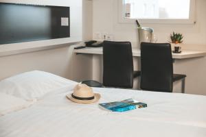 TV/Unterhaltungsangebot in der Unterkunft My Hotel