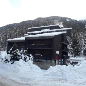 Hotel Residence National Park durante l'inverno