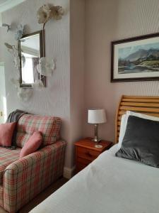 Гостиная зона в The Emsley Bed & Breakfast