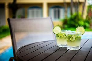 Bebidas em Pousada Villaggio