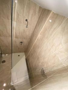 A bathroom at Hotel Cies