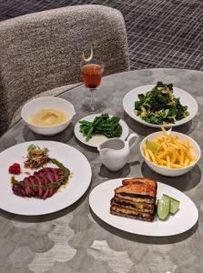 Lunch and/or dinner options for guests at Nobu Hotel London Portman Square
