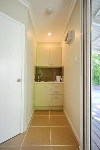 A kitchen or kitchenette at Fitzroy Island Resort