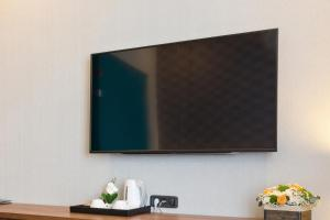A television and/or entertainment center at Copthorne Hotel Newcastle